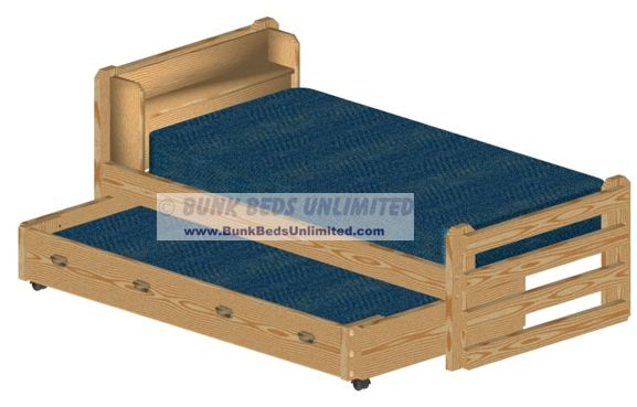 Trundle Beds I Build Bunk Beds Com